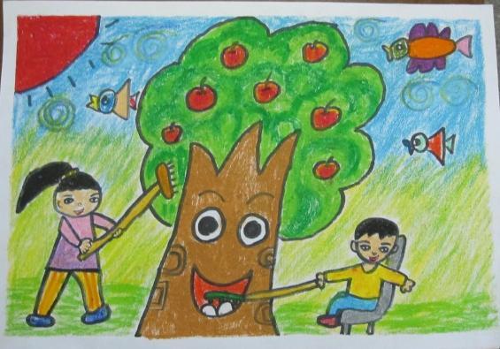 design 《保护环境》手抄报 保护环境手抄报三年级 手抄报  小学生三图片