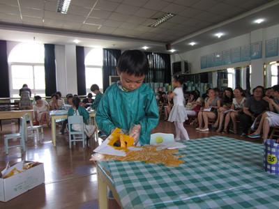 童心描未来——武康幼儿园第一届版画节
