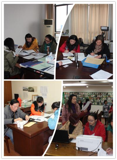 湖州艺术与设计学校培训中心组织全国普通话测试工作