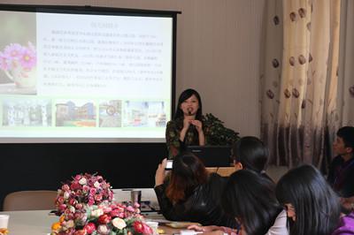 德清县开发区幼儿园接待广东省中山市幼教观摩团参观