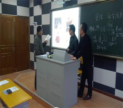 德清县初中思想品德法制教育拓展课程教研活动在钟管镇中心学校举行图片