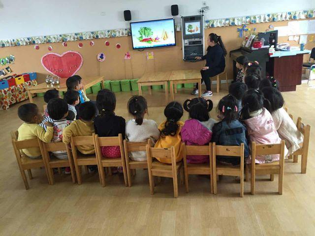 """良朋中心幼儿园""""食品卫生安全""""教育月"""