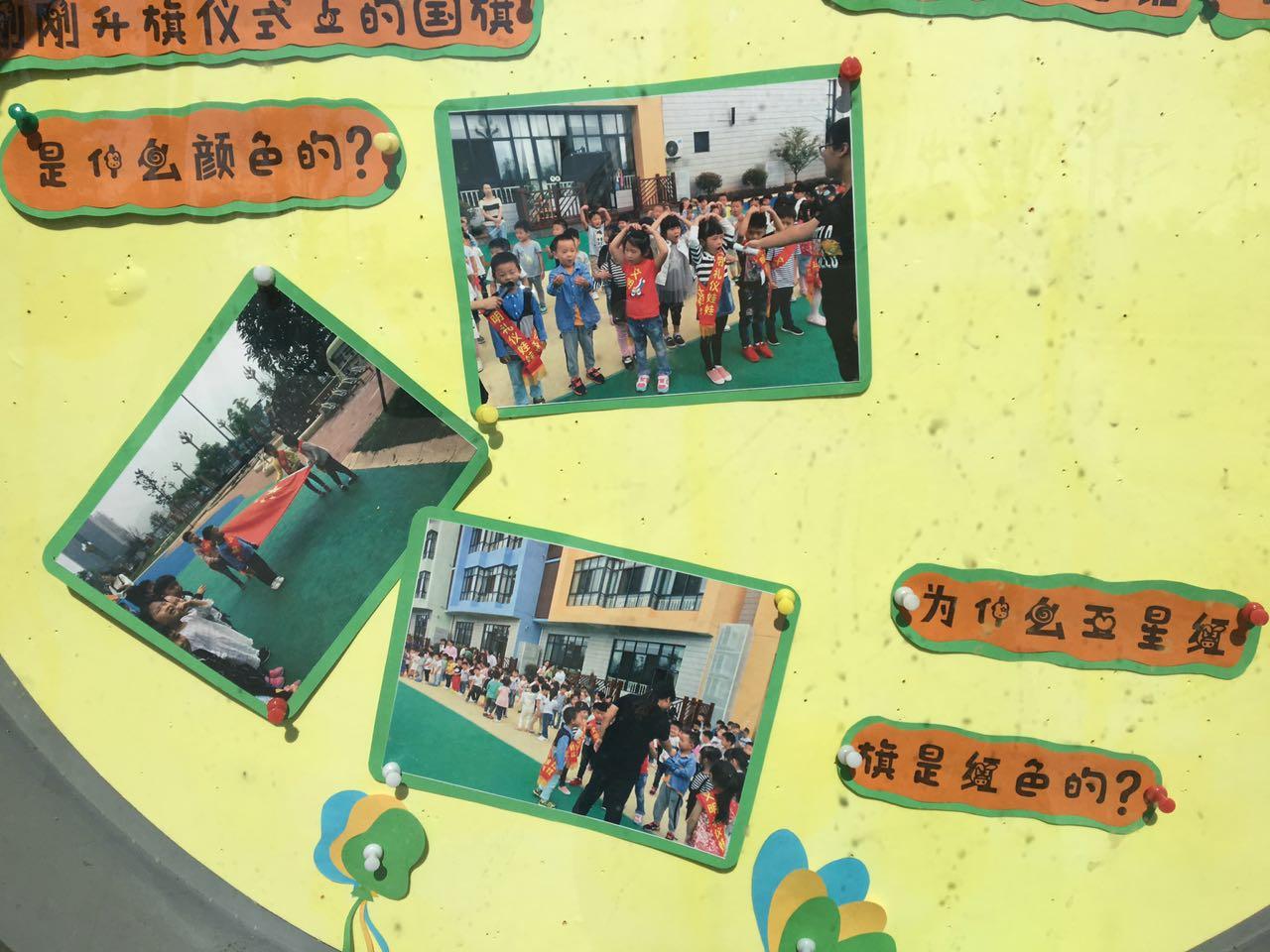 幼儿园宣传窗,小阵地大作用——记科技新城幼儿园宣传窗布置