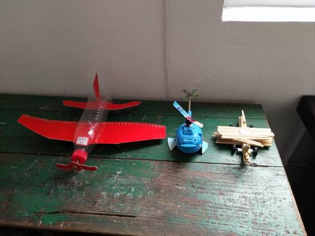 航模飞机火箭发射系统