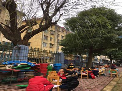 寻找美丽 记录春天——记远望幼儿园写生活动