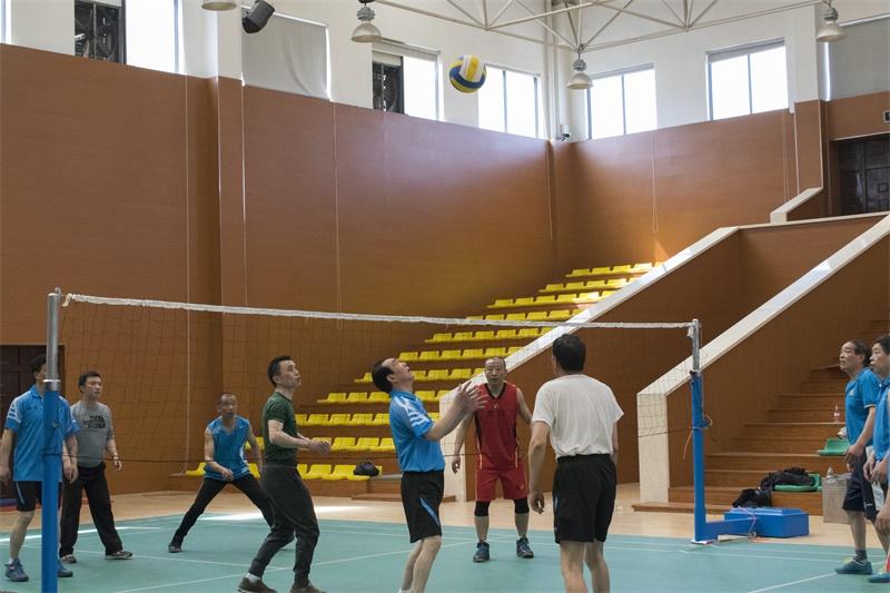 区气排球运动比赛规则培训在浔溪中学举行 -湖州教育网