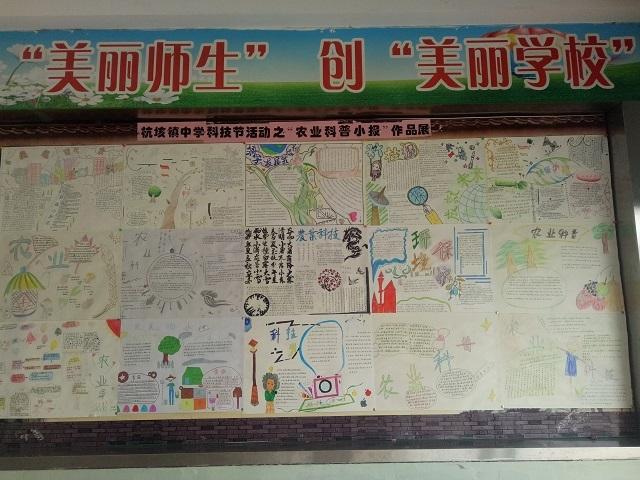 杭垓中学科技节活动圆满落幕