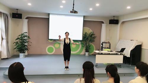 德清县第一实验幼儿园开展打击乐演奏活动