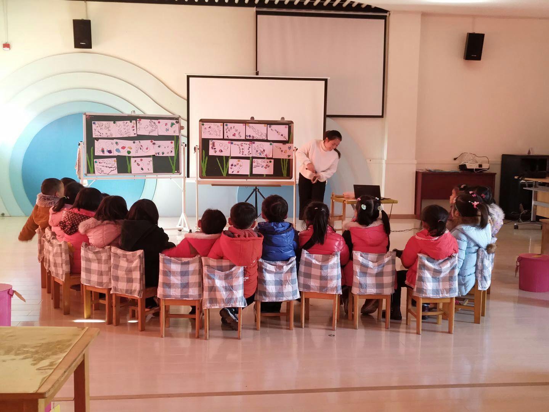 学习 反思 成长——记德清县雷甸镇第二幼儿园美术教研活动