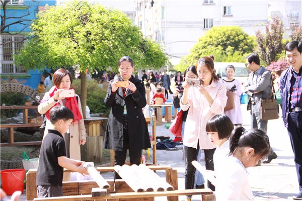 浙港幼儿园教师交流活动在安吉县举行